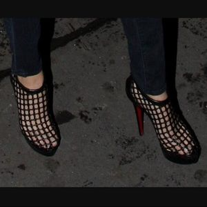 Christian Louboutin Caged Pumps